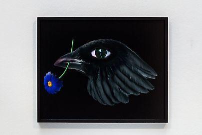 georg-karglfine-arts2020attemptatrapprochementagnieszkapolska-bird-with-flower-2018.jpg